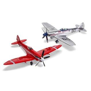 Airfix Airfix - Supermarine Spitfire Mk.XIV Civilian Race Schemes - 1:48