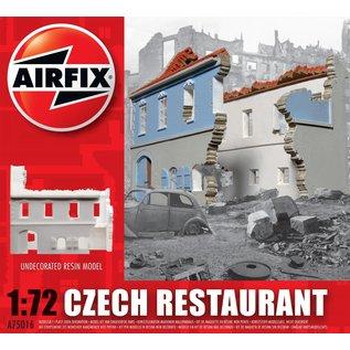Airfix Czech Restaurant - Resin - 1:72