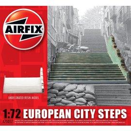 Airfix Airfix - European City Steps - Resin - 1:72