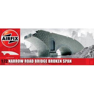 Airfix Narrow Road Brigde broken span - Brückenruine - 1:72 / 1:76