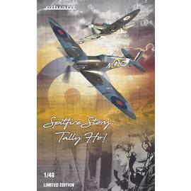 """Eduard Eduard - Spitfire Story - """"Tally ho"""" - Limited Edition - 1:48"""