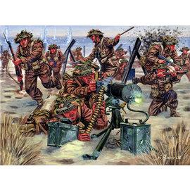 Italeri Italeri - WW2 Britische Infanterie - 1:72