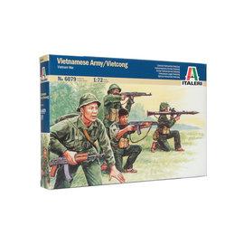 Italeri Italeri - Vietnamkrieg - Vietn. Armee/Vietcong - 1:72