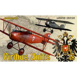 """Eduard Eduard - """"Viribus Unitis"""" - Albatros D.III OEFFAG 153 & 253 - Limited Edition - 1:48"""