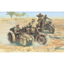 Italeri Italeri - WWII Deutsche Motorräder - 1:72