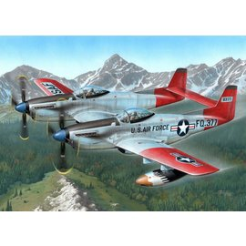 "Special Hobby Special Hobby - NAA F-82H Twin Mustang ""Alaskan All Weather Fighter"" - 1:72"