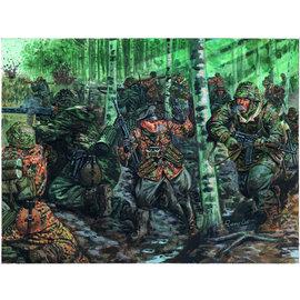 Italeri Italeri -WW2 - Deutsche Elitetruppen - 1:72