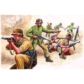 Italeri Italeri - WW2 Fig.-Set Deutsches Afrika Korps - 1:72