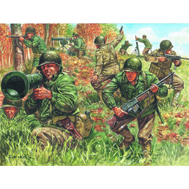 Italeri Italeri - WWII Amerikanische Infanterie - 1:72
