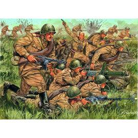 Italeri Italeri - WW2 Russische Infanterie - 1:72