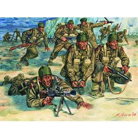 Italeri Italeri - WW2 - Britische Kommandotruppe - 1:72