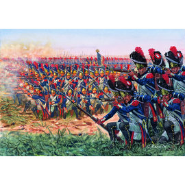 Italeri Italeri - Napoleon.Kriege - Franz.Grenadiere  - 1:72