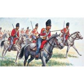 Italeri Italeri - Brit. Schwere Kavallerie Napol. Kriege  - 1:72