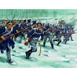 Italeri Italeri - Napoleon.Kriege - Preuß.Infanterie  - 1:72