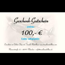 Traudls Online-Geschenkgutschein 100-€