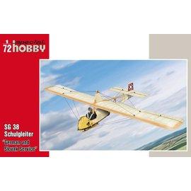 Special Hobby Special Hobby - SG 38 - Schulgleiter 38 German & Slovak Service - 1:72