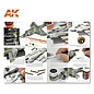 AK Interactive U.S. Navy - Legendary Jets - Aircraft Scale Modelling Guide