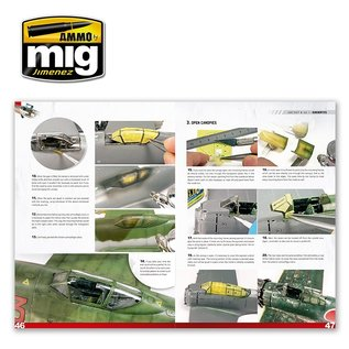 AMMO Encyclopedia of Aircraft Modelling Techniques - Vol.1 Cockpits