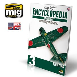 AMMO by MIG Ammo - Encyclopedia of Aircraft Modelling Techniques - Vol.3 Painting