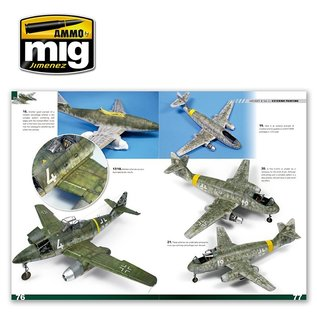 AMMO by MIG Encyclopedia of Aircraft Modelling Techniques - Vol.3 Painting