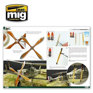 AMMO Encyclopedia of Aircraft Modelling Techniques - Vol.3 Painting