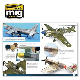 AMMO Encyclopedia of Aircraft Modelling Techniques - Vol.4 Weathering