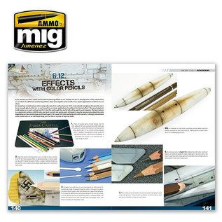 AMMO by MIG Encyclopedia of Aircraft Modelling Techniques - Vol.4 Weathering