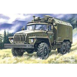 ICM ICM - URAL-43203 Kommandowagen - 1:72