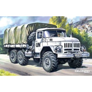 ICM ZIL-131 Militär-LKW - 1:72