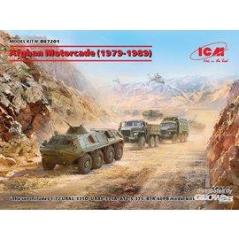 ICM ICM - Afghan Motorcade (1979-1989) - 1:72