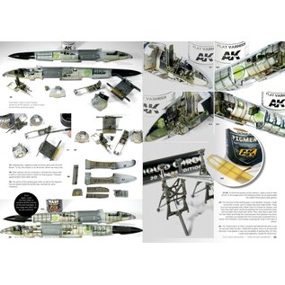 AK Interactive Aces High 14 - Twin Engine Warriors