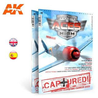 AK Interactive Aces High 08 - Captured!