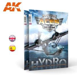 AK Interactive AK Interactive - Aces High 12 - Hydro