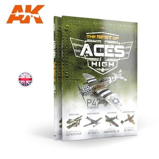 AK Interactive The Best of Aces High - Vol. 1