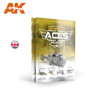 AK Interactive The Best of Aces High - Vol. 2