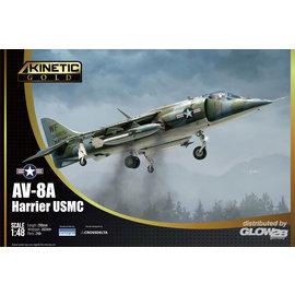 Kinetic Kinetic - Hawker Siddeley / BAE AV-8A Harrier U.S.M.C. 1:48