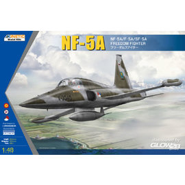 """Kinetic Kinetic - Northrop F-5A/NF-5A """"Freedom Fighter"""" - Europe Edition - 1:48"""