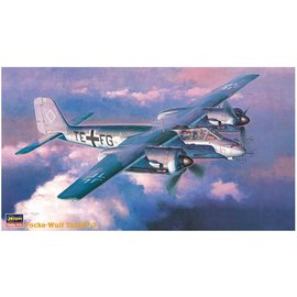 """Hasegawa Hasegawa - Focke-Wulf Ta154 V-3 """"Moskito"""" - 1:72"""