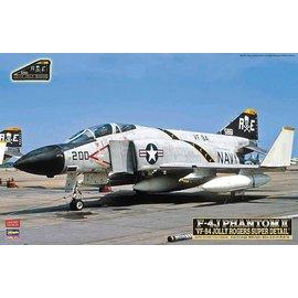 "Hasegawa Hasegawa - McDonnell Douglas F-4J Phantom II VF-84 ""Jolly Rogers"" Limited Edition - 1:48"