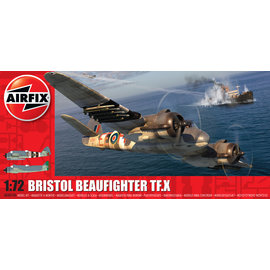 Airfix Airfix - Bristol Beaufighter TF.X - 1:72