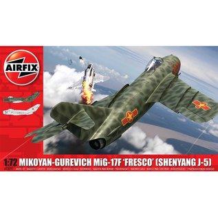 "Airfix Mikoyan-Gurevich MiG-17F ""Fresco"" (Shenyang J-5) - 1:72"