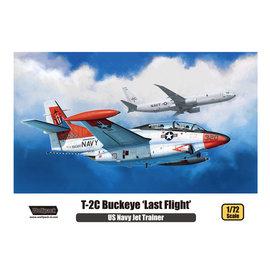 "Wolfpack-Design Wolfpack-Design - North American T-2C Buckeye ""Last Flight"" - 1:72"
