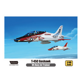 Wolfpack-Design Wolfpack-Design - BAE T-45C Goshawk - 1:48