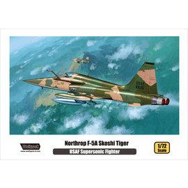 Wolfpack-Design Wolfpack-Design - Northrop F-5A Skoshi Tiger - 1:72