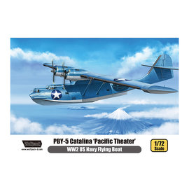 "Wolfpack-Design Wolfpack-Design - Consolidated PBY-5 Catalina ""Pacific Theater"" - 1:72"