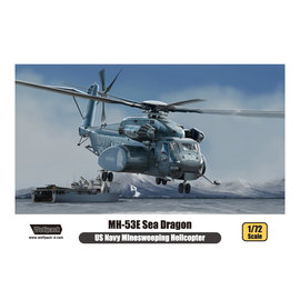 Wolfpack-Design Wolfpack-Design - Sikorsky MH-53E Sea Dragon - U.S. Navy Minesweeping Helicopter - 1:72