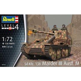 Revell Revell - Sd.Kfz. 138 Marder III Ausf. M - 1:72