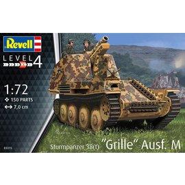 Revell Revell - Sturmpanzer 38(t) Grille Ausf. M - 1:72