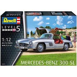 Revell Revell - Mercedes Benz 300 SL - 1:12