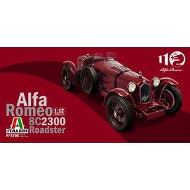 Italeri Italeri - Alfa Romeo 8C 2300 Roadster - 1:12